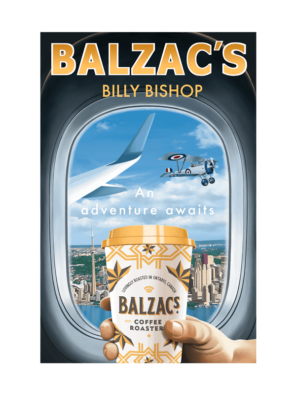 Billy Bishop Poster