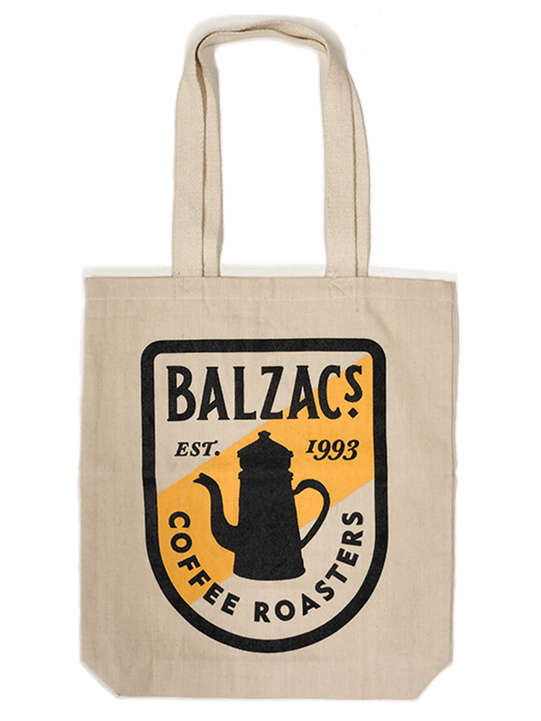 Balzac's Retro Tote Bag