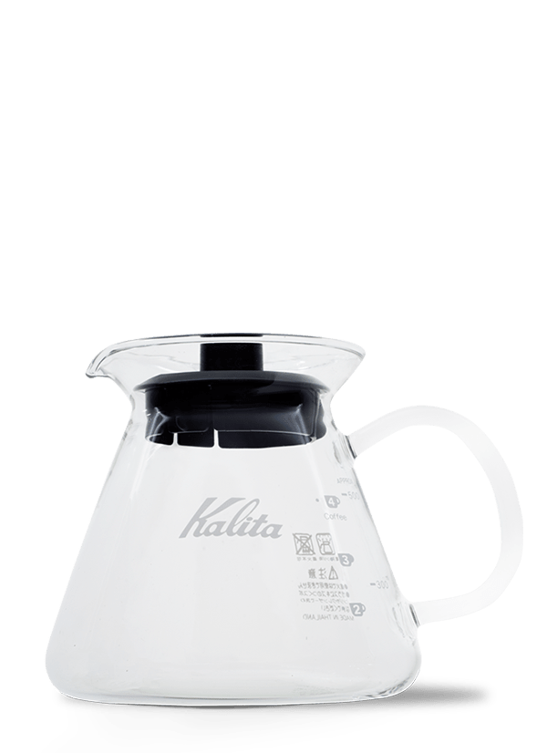 Kalita Wave Glass Server 500ml