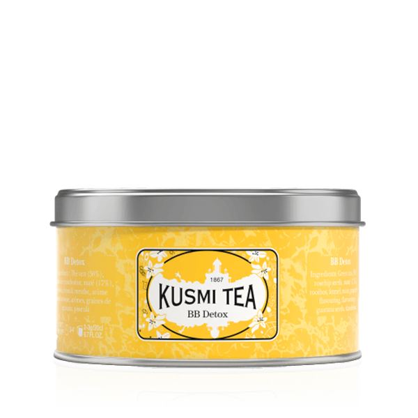 Kusmi Tea BB Detox 125g Loose Leaf Wellness Tea
