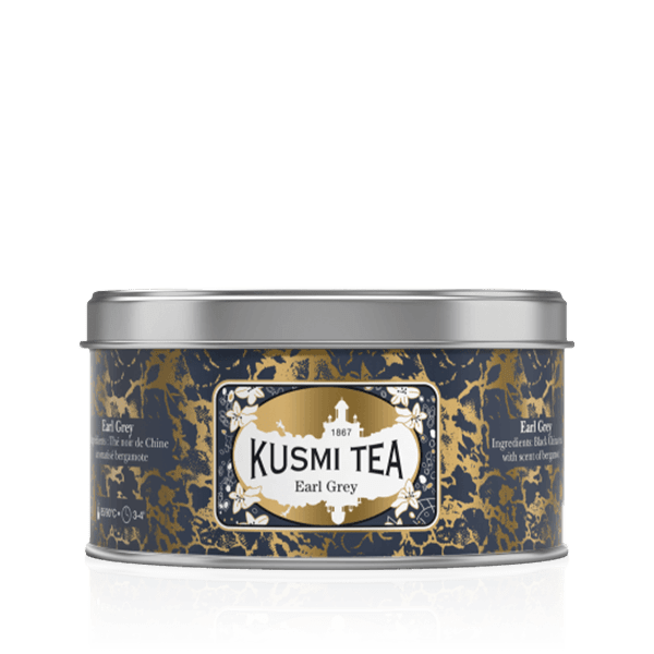 Kusmi Tea Earl Grey 125g Loose Leaf Black Tea