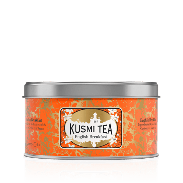Kusmi Tea English Breakfast 125g Loose Leaf Black Tea