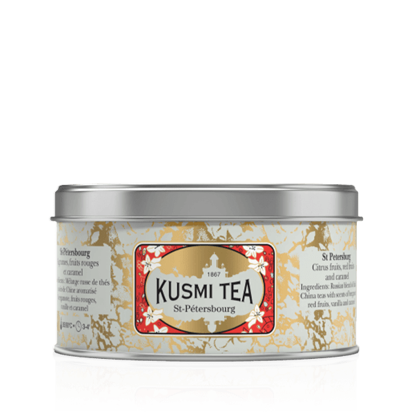 Kusmi Tea St-Pétersbourg 125g Loose Leaf Black Tea