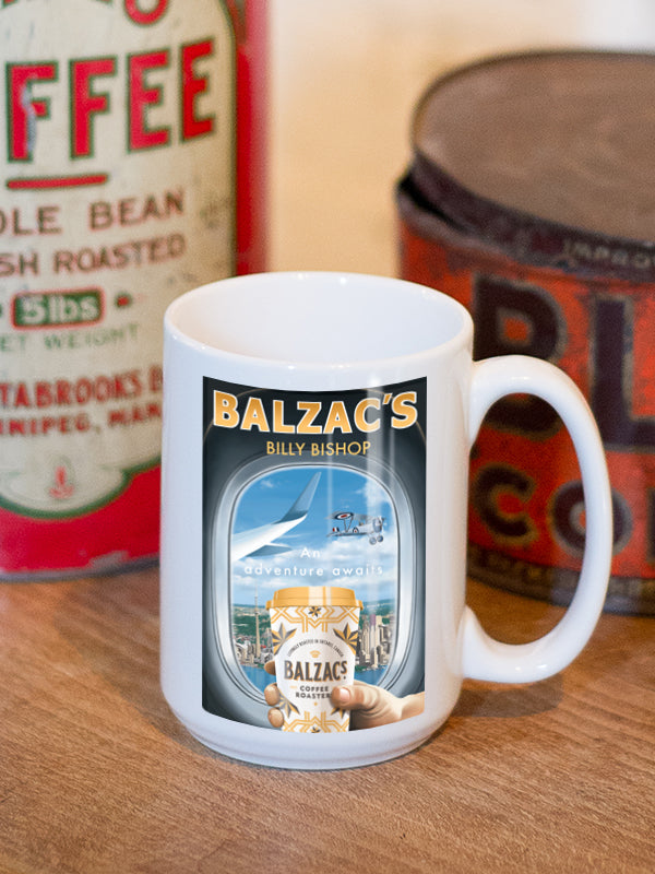 Billy Bishop Mug