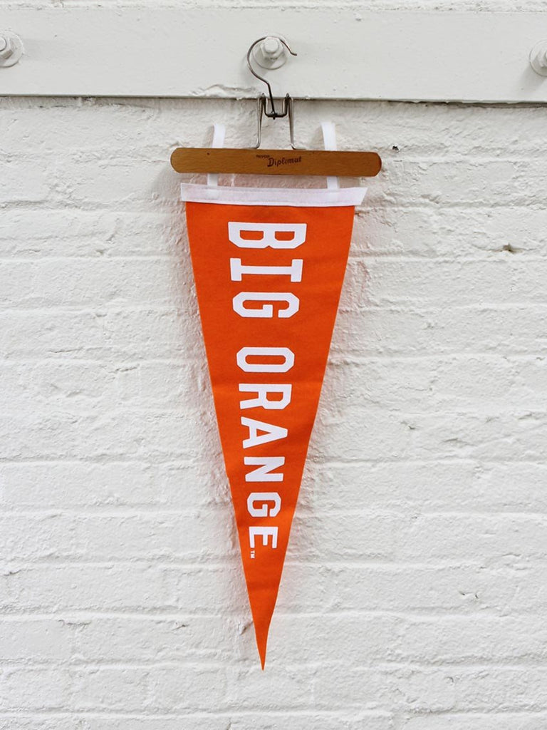 Big Orange Pennant - Old Try