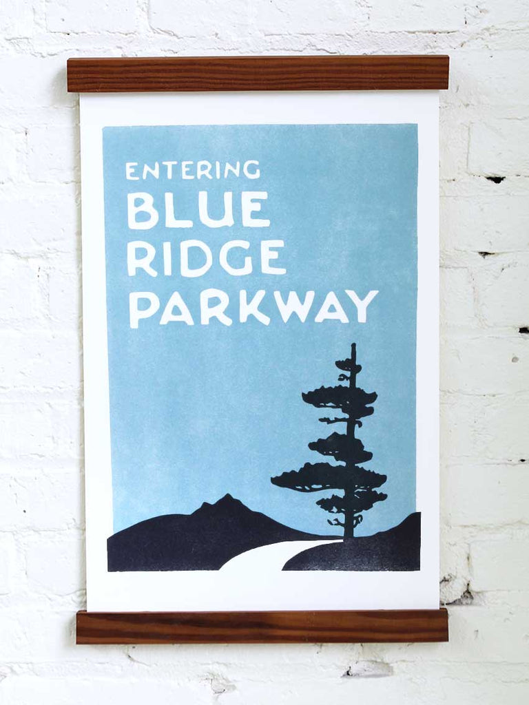 Blue Ridge Parkway - Old Try