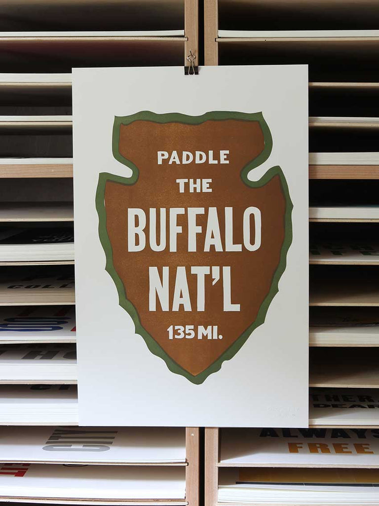Paddle Buffalo - Old Try