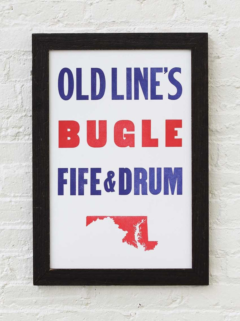 Bugle, Fife & Drum - Old Try
