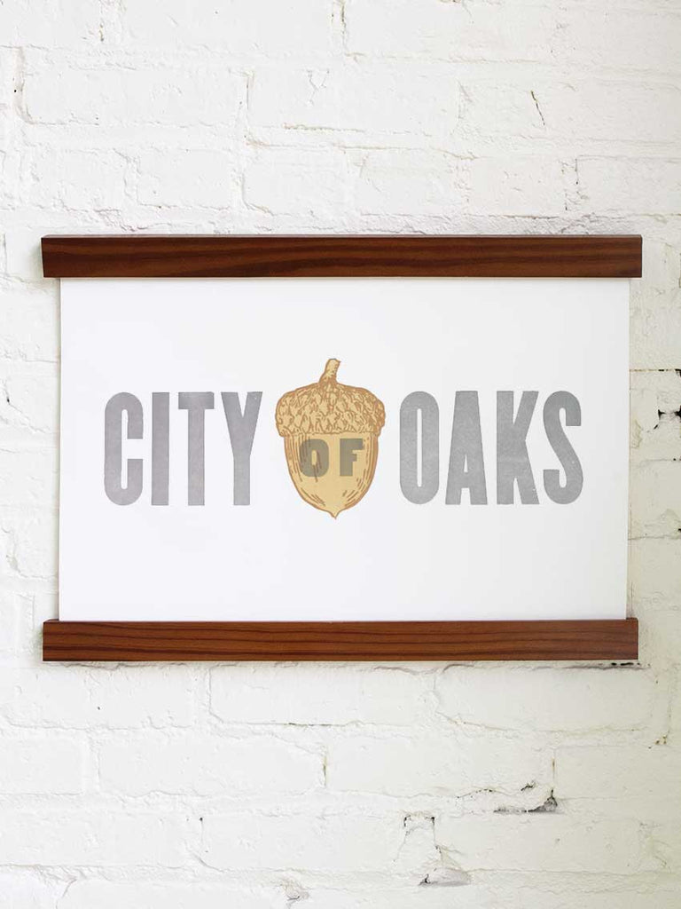 City of Oaks - Old Try