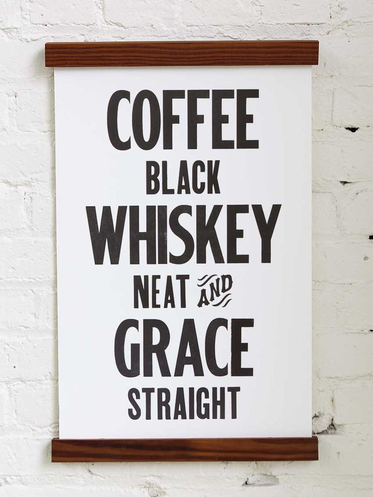 Coffee, Whiskey, Grace - Old Try