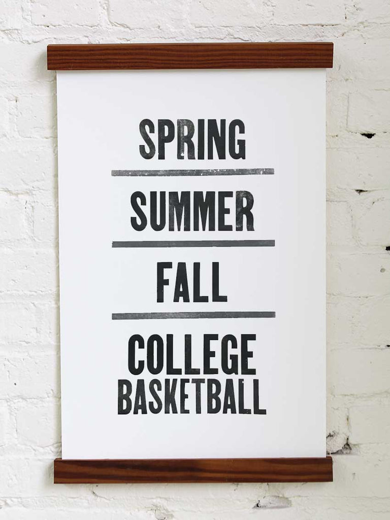 College Basketball Season - Old Try