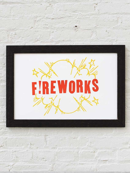 Fireworks - Old Try