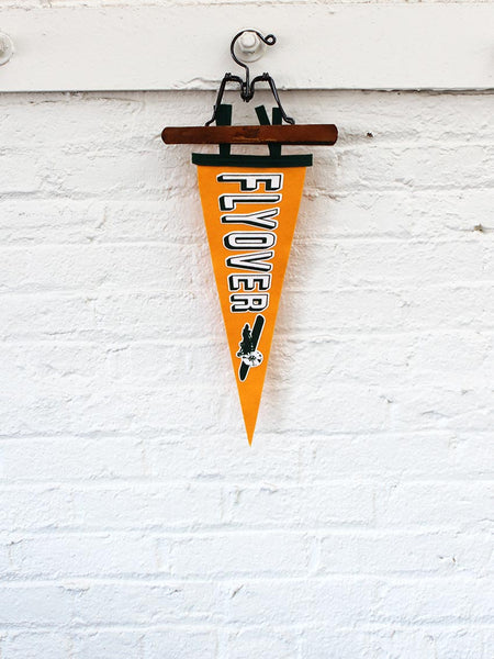 Flyover Pennant - Old Try