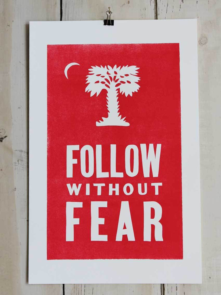 Follow Without Fear - Old Try