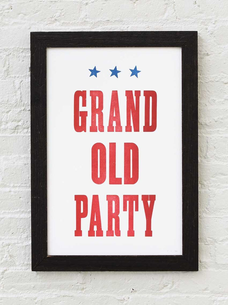 Grand Old Party - Old Try