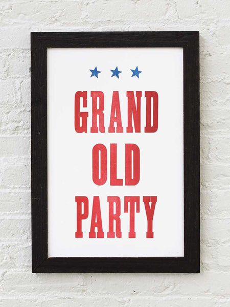 Grand Old Party