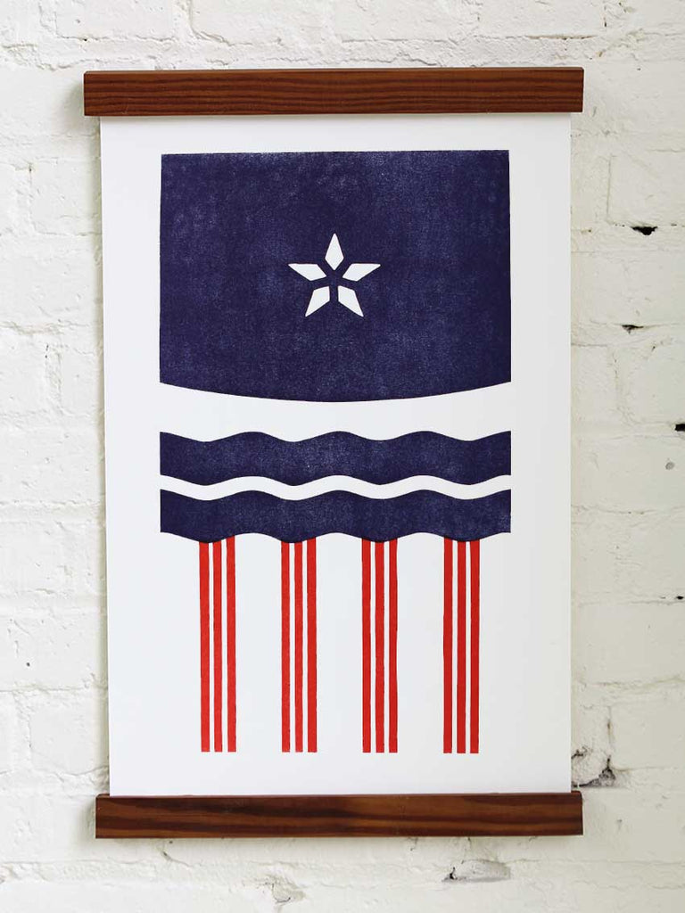 Great River Flag