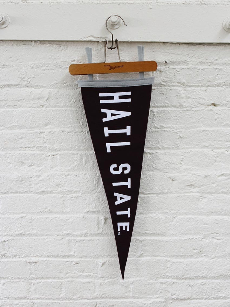 Hail State Pennant - Old Try