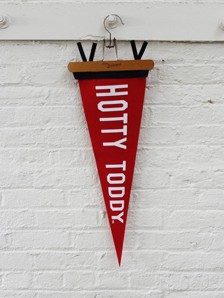 Hotty Toddy Pennant - Old Try