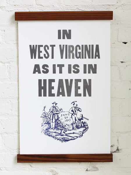 In West Virginia - Old Try
