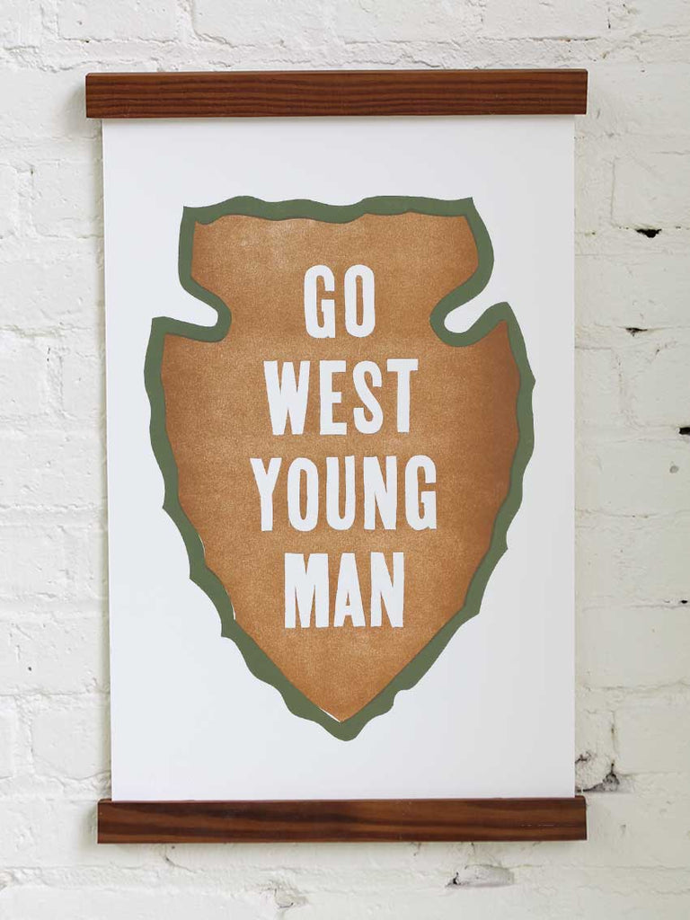 Go West Young Man - Old Try