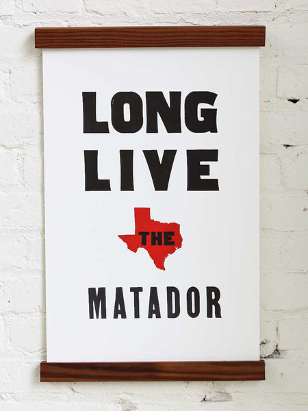Long Live The Matador - Old Try