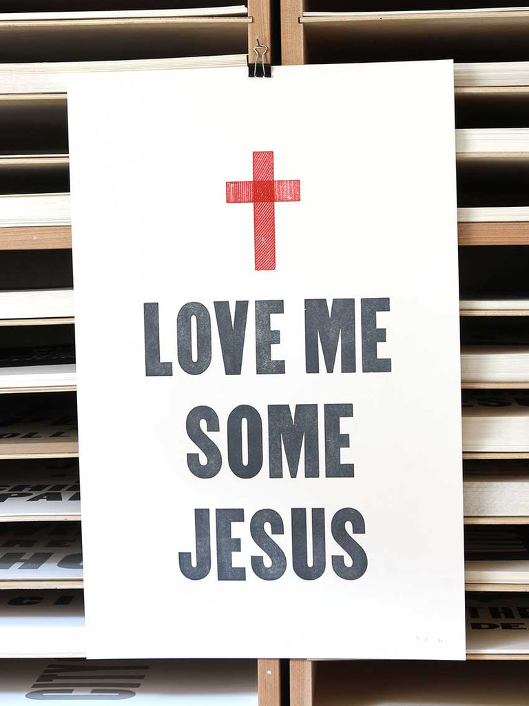Love Me Some Jesus - Old Try