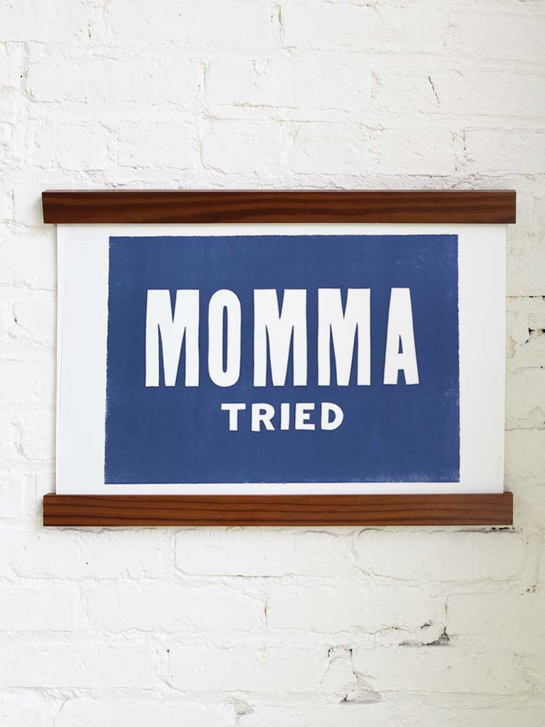 Momma Tried - Old Try