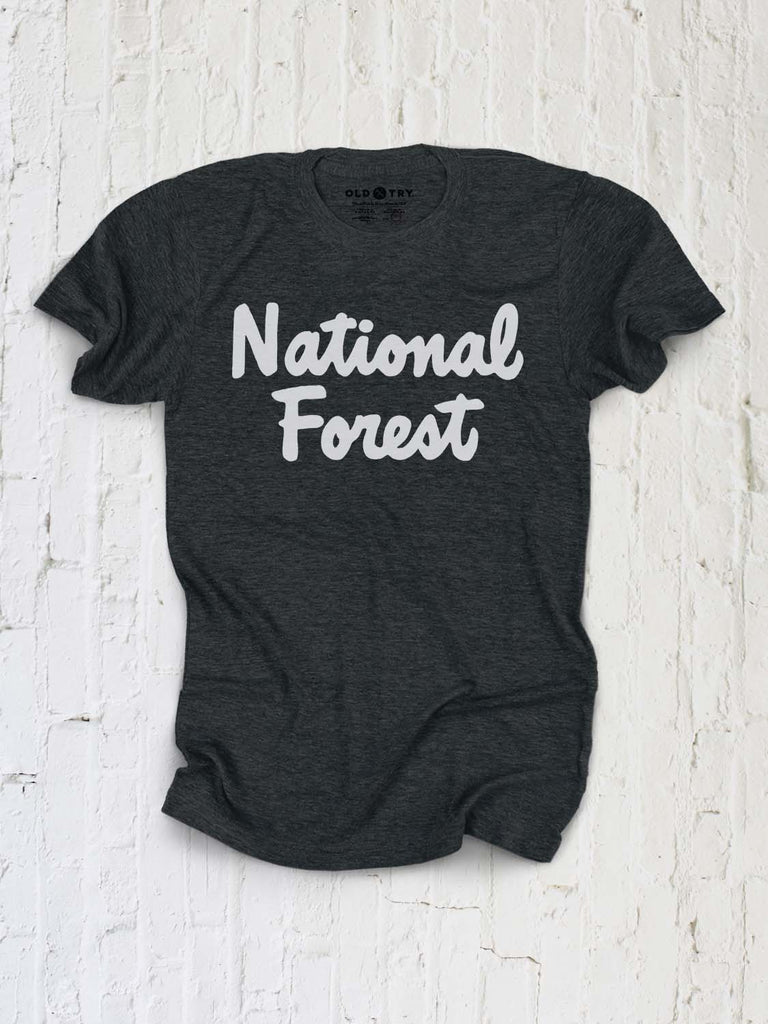 National Forest - Old Try