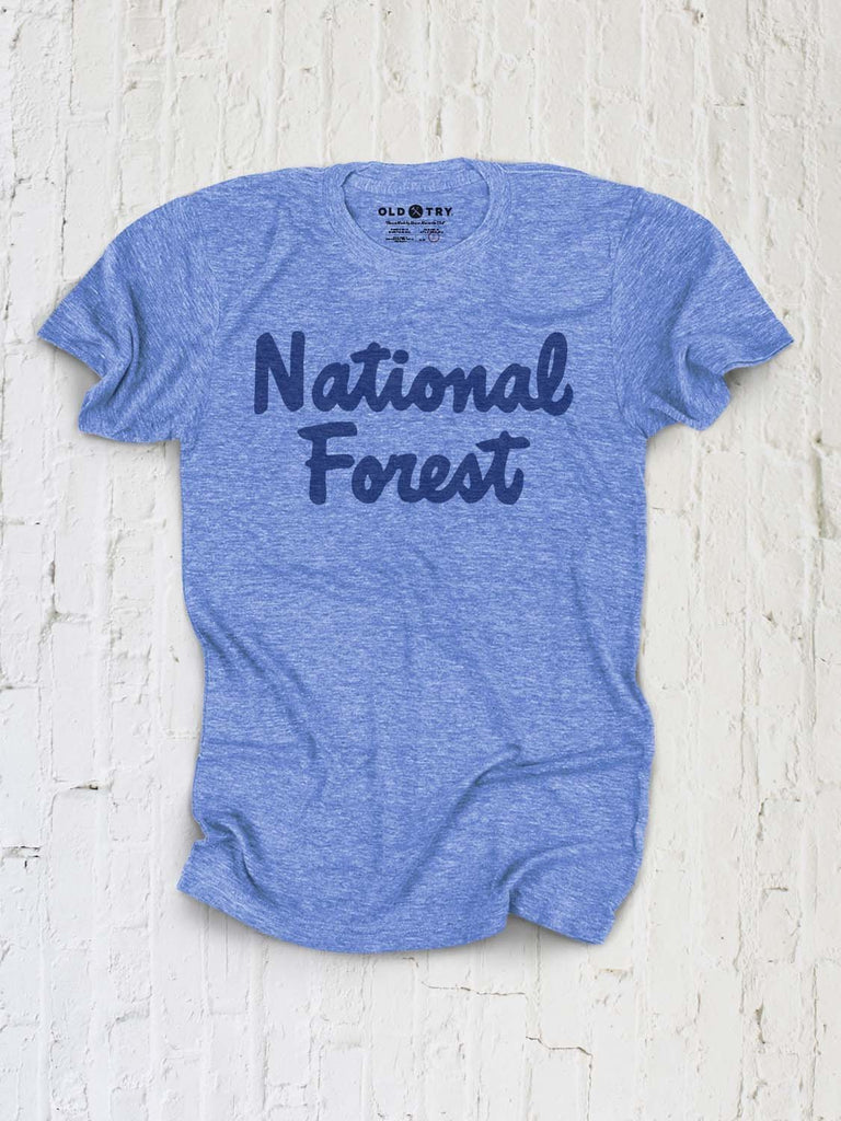 National Forests - Old Try