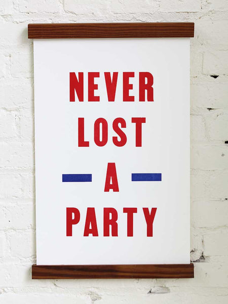 Never Lost A Party - Old Try