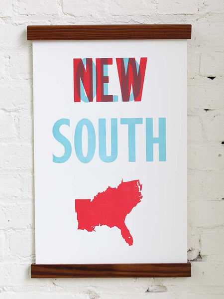 New South - Old Try