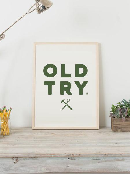 The Little Frameup - Old Try