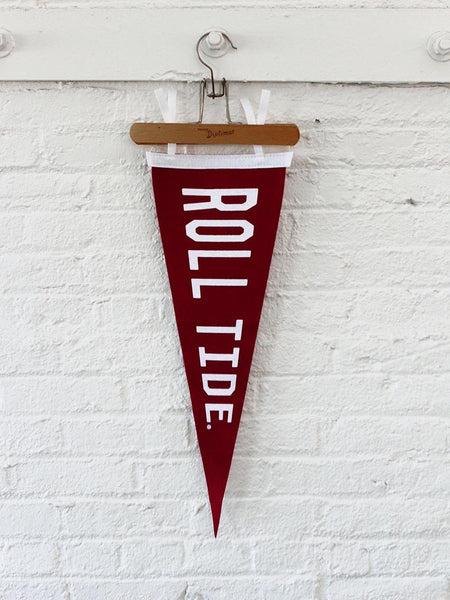 Roll Tide Pennant - Old Try