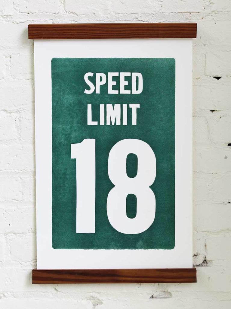 Speed Limit 18 - Old Try