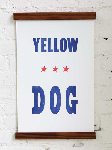 Yellow Dog - Old Try