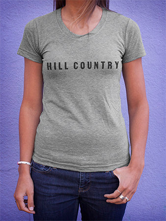Backstock - Hill Country - Womens Gray Small - Old Try