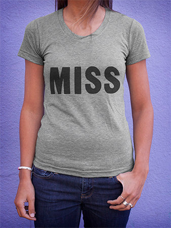 Backstock - MISS - Womens Gray Small - Old Try