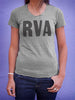 Backstock - RVA - Womens Gray Large - Old Try