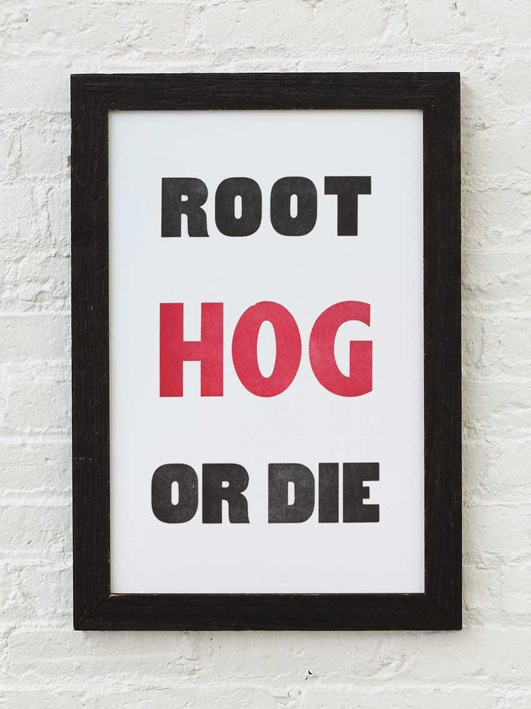 Root Hog - Old Try