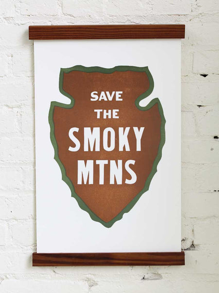 Save The Smoky Mountains - Old Try