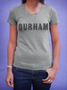 Backstock - Durham - Womens Gray Large - Old Try