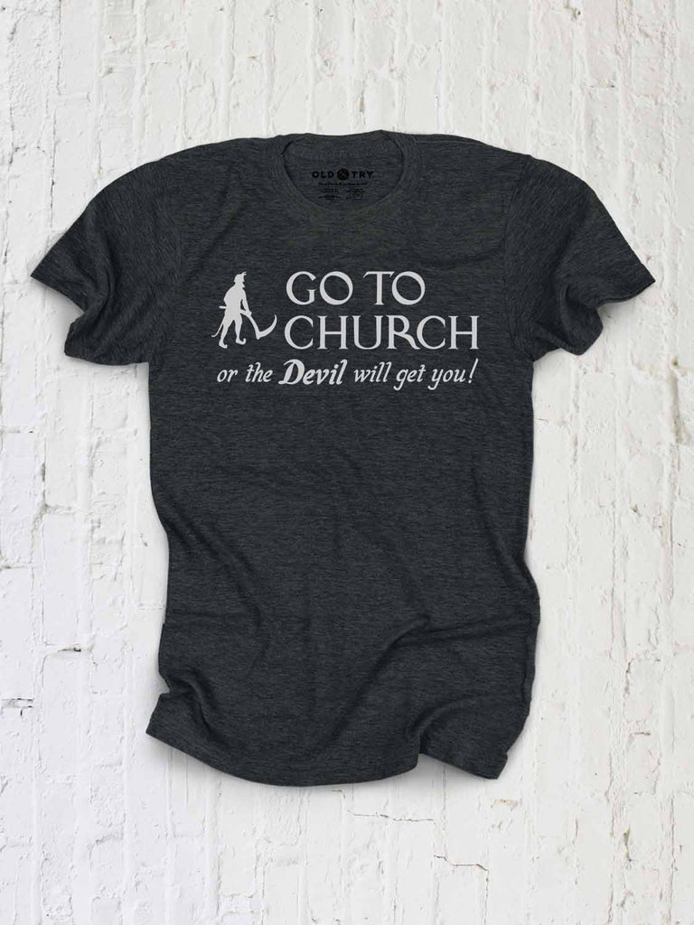 Go To Church - Old Try
