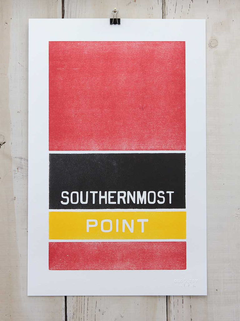 Southernmost Point - Old Try
