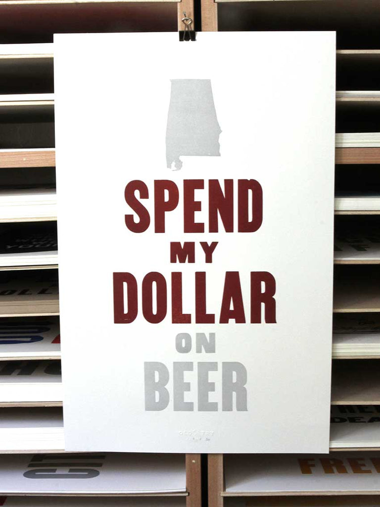 Spend My Dollar
