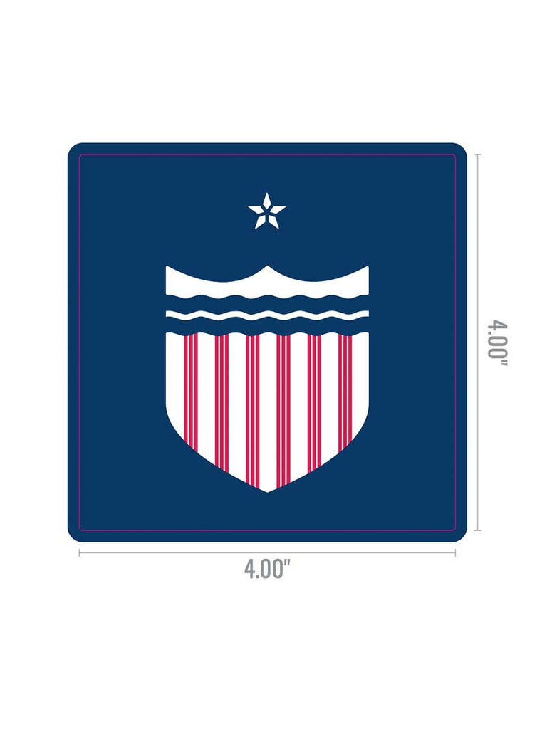 Great River Flag Sticker Pack