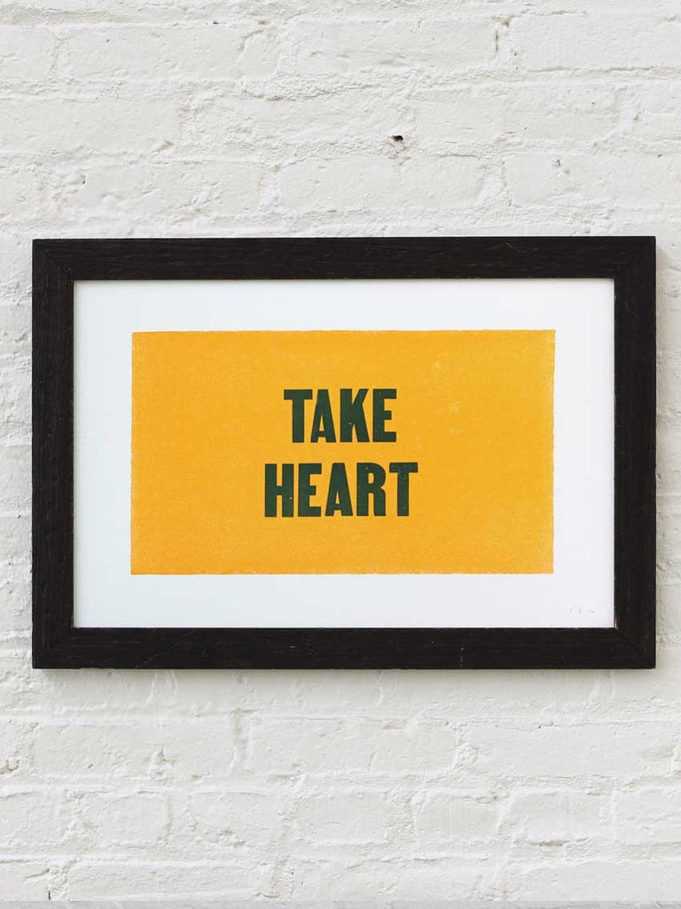 Take Heart - Old Try