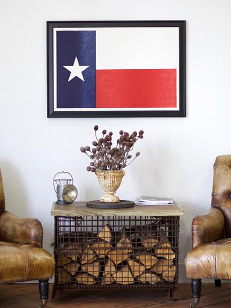 The Grand Texas Flag - Old Try