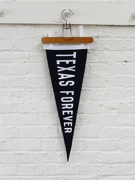 Texas Forever Pennant - Old Try