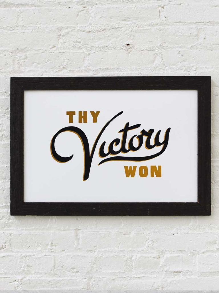 Victory - Old Try